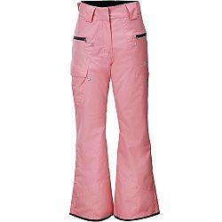 2117 JULARBO svetlo ružová 42 - Dámske lyžiarske nohavice