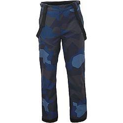 2117 LINGBO tmavo šedá L - Pánske lyžiarske nohavice