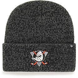 47 NHL Anaheim Ducks Brain Freeze CUFF KNIT šedá UNI - Zimná čiapka