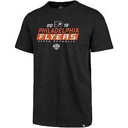 47 Philadelphia Flyers '47 CLUB TEE čierna L - Pánske tričko