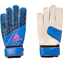adidas ACE TRAINING modrá 12 - Brankárske rukavice