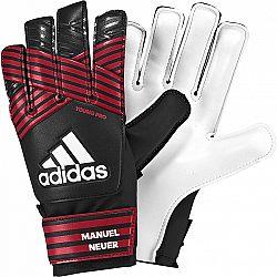 adidas ACE YP MN biela 4 - Futbalové rukavice