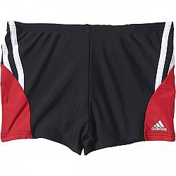 adidas BACK TO SCHOOL BOXER 3 STRIPES KIDS BOYS  116 - Chlapčenské plavky