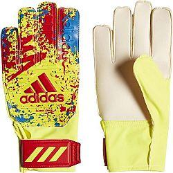 adidas CLASSIC TRN J  5 - Chlapčenské brankárske rukavice