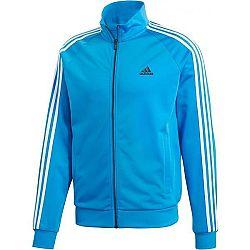 adidas CLASSICS TRICOT JACKET modrá L - Pánska bunda
