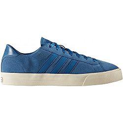adidas CLOUDFOAM SUPER DAILY modrá 9 - Pánska voľnočasová obuv