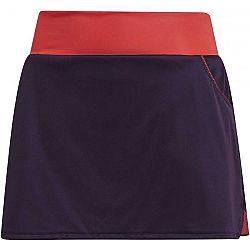 adidas CLUB SKIRT oranžová M - Dámska tenisová sukňa