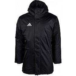 adidas COREF STADIUM JACKET modrá S - Pánska bunda