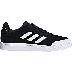 adidas COURT 70S čierna 10 - Pánska voľnočasová obuv