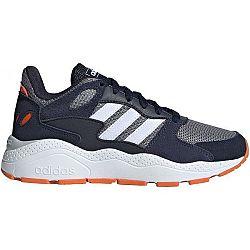 adidas CRAZYCHAOS J tmavo modrá 6.5 - Detská voľnočasová obuv