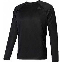 adidas DESIGN TO MOVE LONG SLEEVE  XL - Pánske funkčné tričko