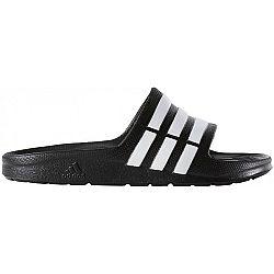 adidas DURAMO SLIDE K čierna 30 - Detské šľapky