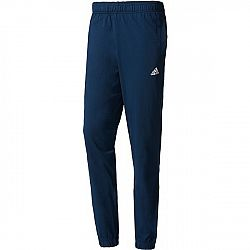 adidas ESSENTIALS TAPERED BANDED SINGLE JERSEY PANT sivá XXL - Pánske nohavice