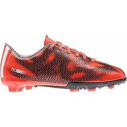 adidas F10 FG J červená 5 - Detské kopačky