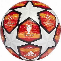 adidas FINALE M TTRN oranžová 4 - Futbalová lopta