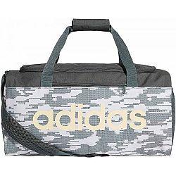 adidas LIN CORE DUF SG modrá NS - Športová taška
