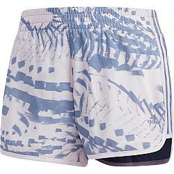adidas M10 Q1 SHORT W sivá M - Dámske šortky