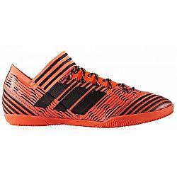 adidas NEMEZIZ TANGO 17.3 IN oranžová 9.5 - Pánska halová obuv
