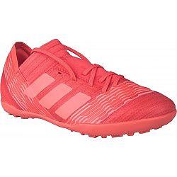 adidas NEMEZIZ TANGO 17.3 TF J červená 33.5 - Detská futbalová obuv