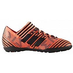 adidas NEMEZIZ TANGO 17.3 TF J oranžová 3 - Detské turfy