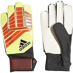 adidas PREDATOR JUNIOR  4 - Detské brankárske rukavice