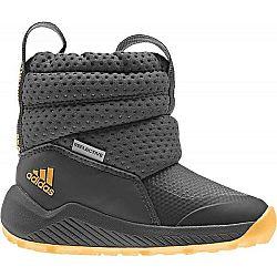 adidas RAPIDASNOW I čierna 26 - Detská zimná obuv