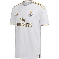 adidas REAL H JSY biela L - Futbalový dres