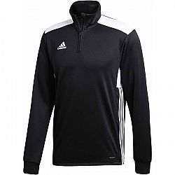 adidas REGI18 TR TOP čierna XL - Pánska futbalová mikina