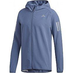 adidas RESPONSE JACKET modrá L - Pánska športová bunda