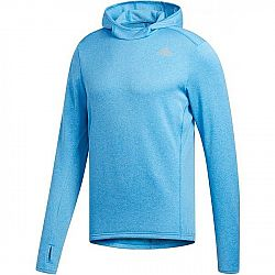 adidas RS HOODIE M modrá L - Pánska mikina