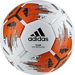 adidas TEAM TOPREPLIQUE biela 5 - Futbalová lopta