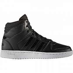 adidas VS HOOPSTER MID W čierna 3.5 - Dámska obuv