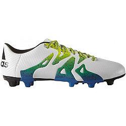 adidas X 15.3 FG/AG biela 9 - Pánske lisovky