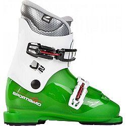 Alpina J2  21 - Detské lyžiarske topánky