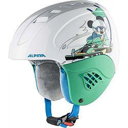 Alpina Sports CARAT DISNEY SET MICKEY biela (51 - 55) - Detský lyžiarsky set