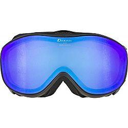 Alpina Sports CHALLENGE 2.0 M modrá NS - Unisex lyžiarske okuliare
