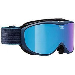 Alpina Sports CHALLENGE 2.0 MM biela NS - Unisex  lyžiarske okuliare