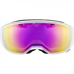 Alpina Sports ESTETICA HM sivá NS - Unisex lyžiarske okuliare