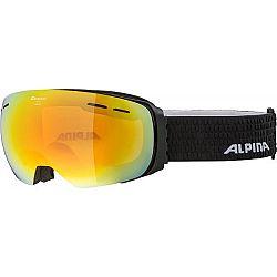 Alpina Sports GRANBY HM čierna NS - Lyžiarske okuliare
