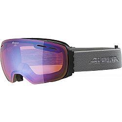 Alpina Sports GRANBY HM tmavo šedá NS - Lyžiarske okuliare