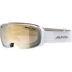Alpina Sports GRANBY QVM biela NS - Lyžiarske okuliare