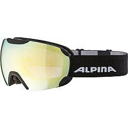 Alpina Sports PHEOS QMM čierna NS - Zjazdové okuliare