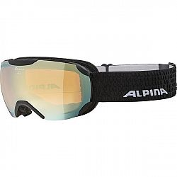 Alpina Sports PHEOS S HM čierna NS - Lyžiarske okuliare