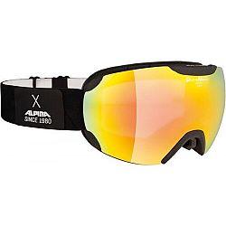 Alpina Sports PHEOS S VMM čierna NS - Unisex lyžiarske okuliare