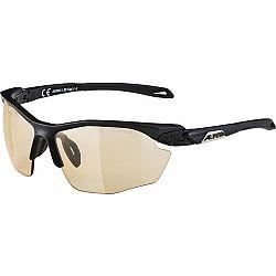 Alpina Sports TWIST FIVE HR VL+ čierna NS - Unisex  slnečné okuliare