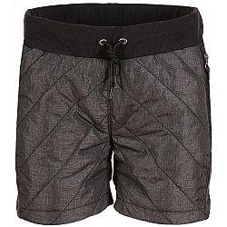 ALPINE PRO ABENO čierna XL - Dámske šortky
