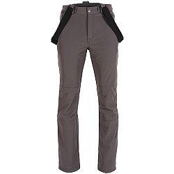 ALPINE PRO AMID čierna XXL - Pánske nohavice