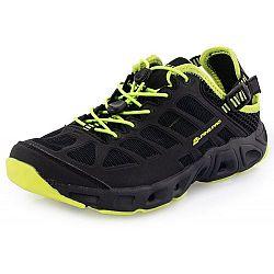ALPINE PRO CETAN čierna 42 - Pánska obuv
