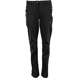 ALPINE PRO COMICA 2 čierna 38 - Dámske nohavice