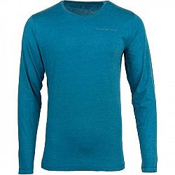 ALPINE PRO GATLIN modrá XL - Pánske tričko